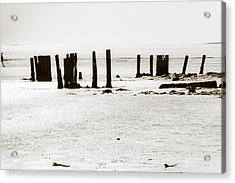 At The Beach Acrylic Print by Kai Bergmann