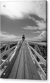 At The End Acrylic Print