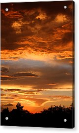 At The End Of The Day Acrylic Print