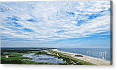 At The Top Of The Lighthouse Acrylic Print