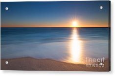 At The Waters Edge Version 2 Acrylic Print