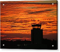 Atc Tower 001 Acrylic Print