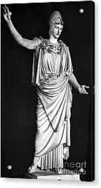 Athena Or Minerva Acrylic Print by Granger