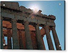 Athens Acrylic Print