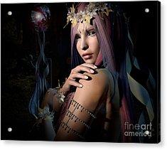 Atheria Acrylic Print