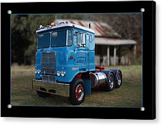 Acrylic Print featuring the photograph Atkinson Prime Mover by Keith Hawley