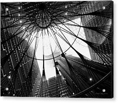Atlanta Marriott Marquis Atrium Acrylic Print