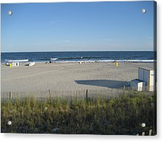 Atlantic City - 01132 Acrylic Print