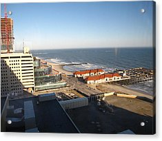 Atlantic City - 01133 Acrylic Print by DC Photographer