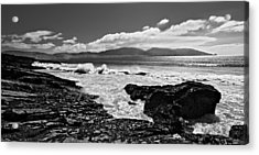 Acrylic Print featuring the photograph Atlantic Coast / Donegal by Barry O Carroll