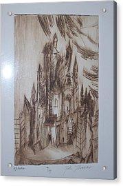 Atlantis Acrylic Print
