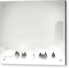 Atmosphere Acrylic Print