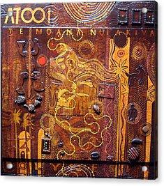 Atooi Dreaming Acrylic Print by Derek Glaskin