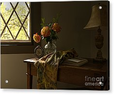 Attic Sanctuary Acrylic Print