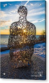 Atwater Spillover Sunrise Acrylic Print