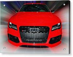 Audi Quattro Rs7 2014 Acrylic Print