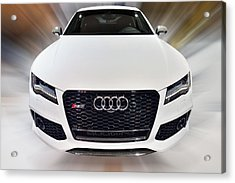 Audi  R S 7 Quattro 2014 Acrylic Print