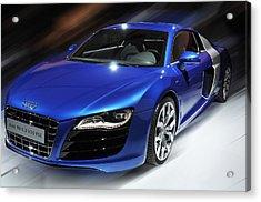Audi R8 V10 Fsi Acrylic Print