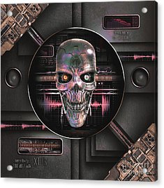 Audiophile 2496 Acrylic Print