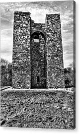 Audley's Castle Acrylic Print