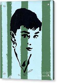 Audrey 7 Acrylic Print