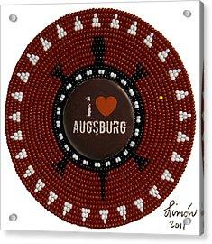 Augsburg 2011 Acrylic Print