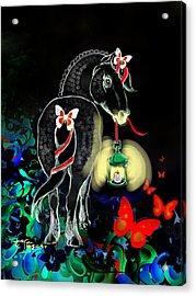 August Night Acrylic Print