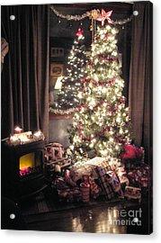 Aunties' Christmas Acrylic Print