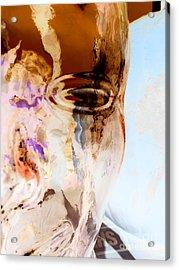 Aura Facade Acrylic Print
