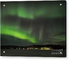 Aurora Borealis Acrylic Print