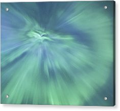 Acrylic Print featuring the photograph Aurora Borealis Pastel by Gigi Ebert