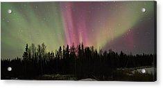 Aurora Burst Acrylic Print