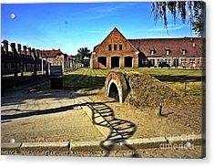 Auschwitz-5 Acrylic Print