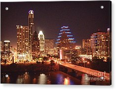 Austin Lights The Night Acrylic Print