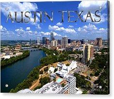Austin Texas Acrylic Print