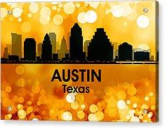 Austin Tx 3 Acrylic Print