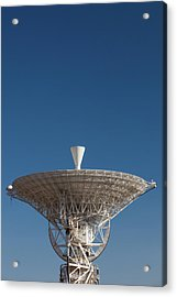 Australia, Canberra, Radio Telescopes Acrylic Print