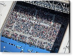 Australian Open Tennis 2015 Acrylic Print by Brett Price