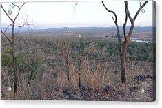 Australian Outback Acrylic Print