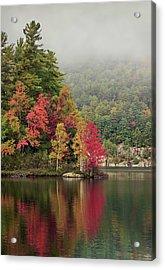 Autumn Breath Acrylic Print