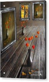 Autumn Colours Acrylic Print by Veikko Suikkanen