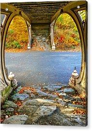 Autumn Crunch  Acrylic Print