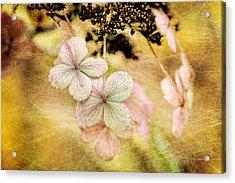 Autumn Dance Acrylic Print