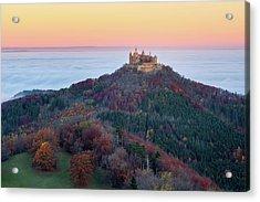 Autumn Fairytale Acrylic Print