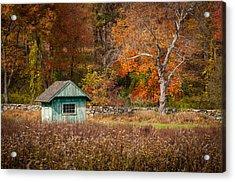 Autumn Getaway Acrylic Print