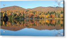 Autumn In Killington Vermont Acrylic Print by Bruce Neumann