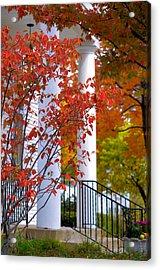 Autumn In Long Grove 2 Acrylic Print