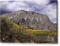 Autumn In The Mountains Acrylic Print