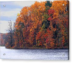 Autumn Is Upon Us Acrylic Print