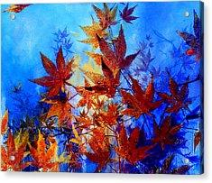 Autumn Joy Acrylic Print